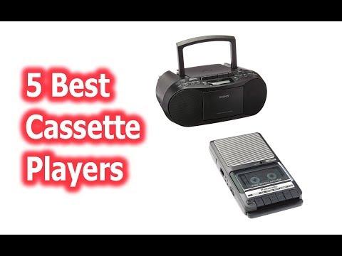 Best Cassette Players buy in 2019