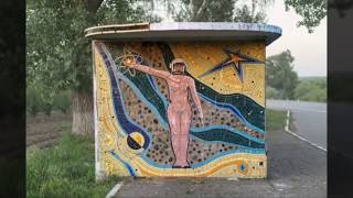 Остановка в Шымкенте попала в ТОП самых необычных остановок мира