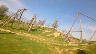 Empty Playground FPV Freestyle 4k