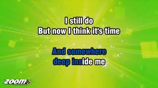 Alan Jackson – Someday – Karaoke Version from Zoom Karaoke