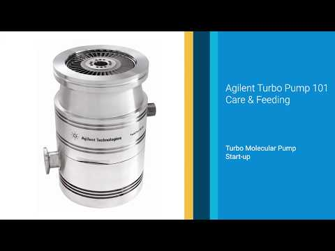 Turbo Pump Care and Use - Part 3 - Startup