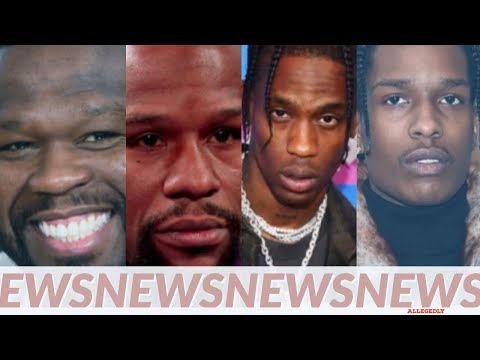 50 Cent vs Floyd Mayweather Part 50 'Floyd losing his women', ASAP Rocky vs Travis Scott?