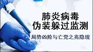 武汉肺炎伪装躲过检测;病毒不止一种,毒源不止一个 亡党威胁隐现(政论天下第96集 20200128)天亮时分