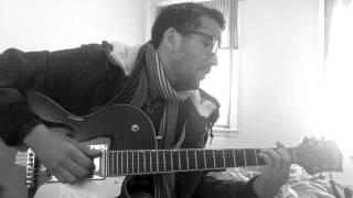 Jorge Drexler Una Canción me trajo hasta aquí - Cover Ian Archibold