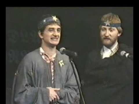 Kabaret Potem - Śpiąca Królewna - Bajki dla Potłuczonych