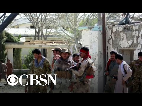 Taliban claims deadly attack on hospital