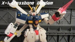 Gundam Review : Robot Damashii X-1 Crossbone Gundam