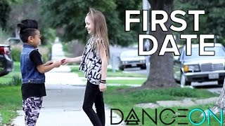 Aidan Prince & Reese Hatala  Valentines Day First Date