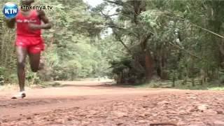 preview picture of video 'Maandalizi ya Olimpiki, Eldoret'