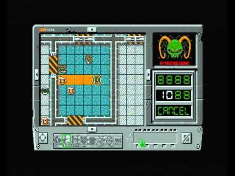 Space Crusade : The Voyage Beyond Amiga