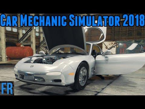 Car Mechanic Simulator 2018 - Porsche Restoration - FailRace - Video