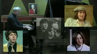 Beatles (speech) Rhapsody - Paul & John in Music / Avner Hanani