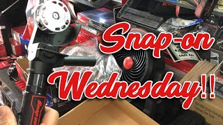 SNAP-ON WEDNESDAY!!!