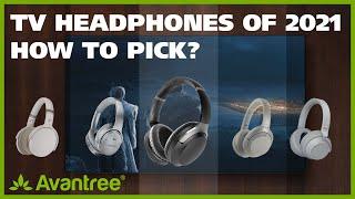 Best TV Headphones of 2020 - How to Pick One?