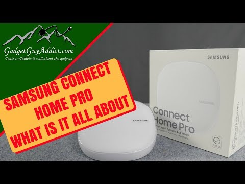 Samsung Connect Home Pro review and what is it all about