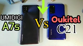 Umidigi A7s VS Outikel C21, Geekbench 5, Speed Test!