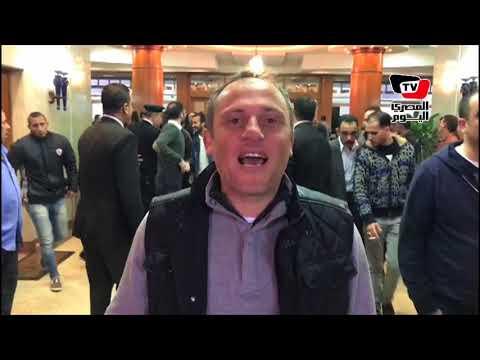 بعد فوز الأهلي على الزمالك بثلاثية.. أسامة حسني: «مبروك للأهلي»