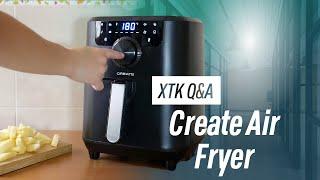 Q&A FRYER AIR PRO | ¿Cómo funciona una freidora sin aceite?, ¿los alimentos saben igual? y mucho más