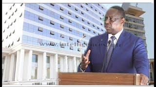 Inauguration du Building Mamadou Dia : Macky Sall vante le génie sénégalais