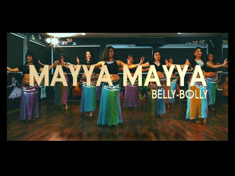 MAYYA MAYYA | GURU | BELLY-BOLLY | DANCE COVER видео