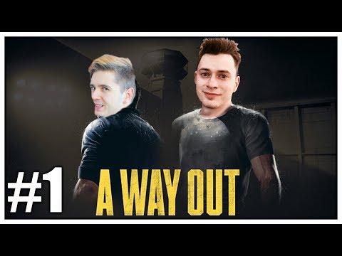 ÚTĚK Z VĚZENÍ! (A Way Out) /w Herdyn