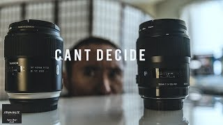 WHATS BETTER FASTER LENS OR IMAGE STABILIZE