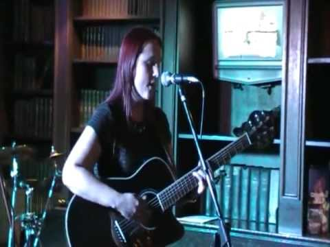 Angela Parker - Midnight Blue - Live at The Ivory Rooms - 13th Oct 2011