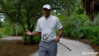 Tiger Woods on Injected Twist Face Technology - It's a No Brainer!