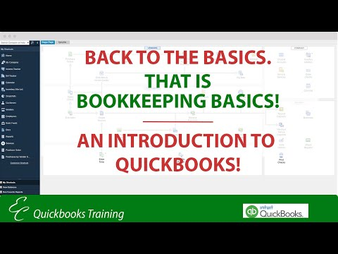 Back to the Basics. That is Bookkeeping Basics! An Intro to ...