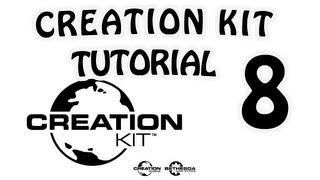 Creation Kit Tutorial - №8 Создание манекенов