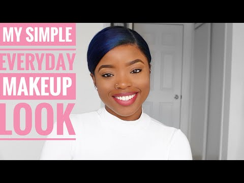 My GO-TO 5mins Everyday Makeup Routine || Affordable AF & Beginner Friendly