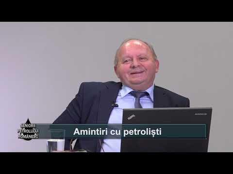 Seniorii Petrolului Românesc Stelian Ivana 24 11 2018