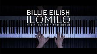 Billie Eilish   Ilomilo | The Theorist Piano Cover