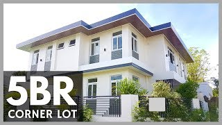ID: P8  |   BF HOMES Brand NEW CORNER House and Lot for Sale in Paranaque City