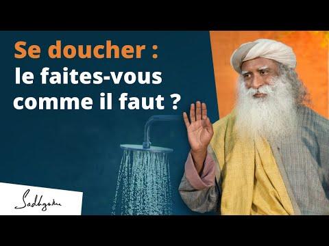 4 conseils pour se doucher comme il faut | Sadhguru Français 4 conseils pour se doucher comme il faut | Sadhguru Français