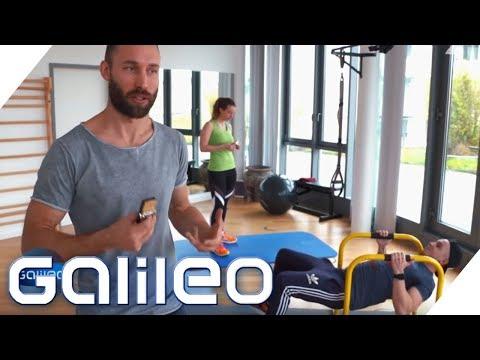 Fitnessriegel im Test: Welcher bringt wirklich was? | Galileo | ProSieben