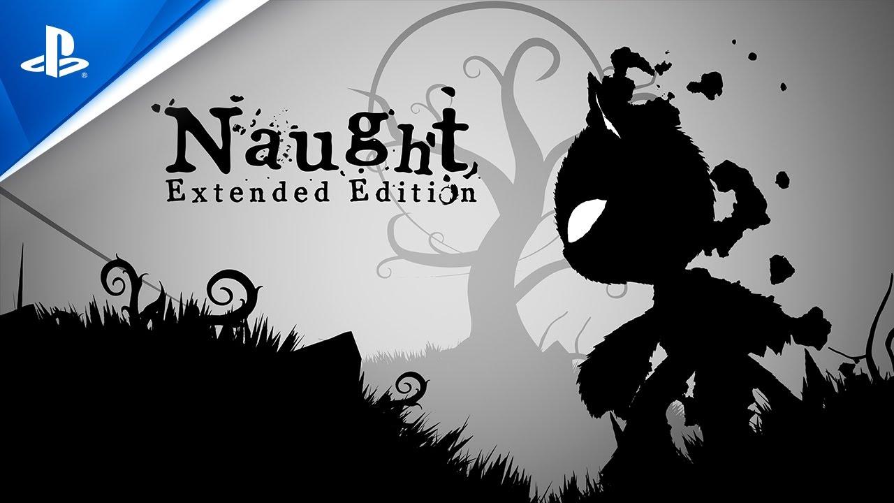 Naught estrena hoy su edición física y un nuevo DLC para PS4