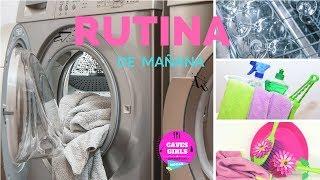 RUTINAS | Mi Rutina FlyLady De Mañana ¡Todo Lo Que Hago En Hora Y Media! | CGH |