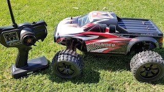ZD Racing Thunder ZMT-10 Monster Truck Review