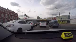 ЧМ-2018. Россия-Саудовская Аравия. Вид из Яндекс такси. ч.1/StasOnOff