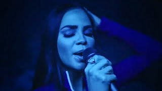 "Natti Natasha Performs ""Me Gusta"" Live on the Honda Stage"