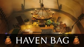 "La Casa Tascabile - Skyrim Mod #1 ""Haven Bag"""