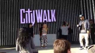 Pia Mia - On My Mind (LIVE Sound Check) / CityWalk LA (2014)