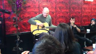 Billy Corgan 'Jesus Is The Sun' at Madame Zuzu's 9/13/12