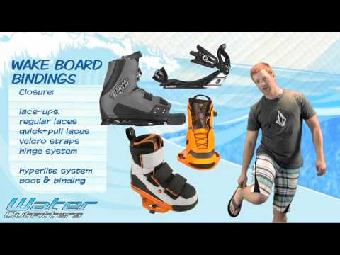 How to Choose the Correct Wakeboard Bindings