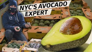 How 'the Avocado Guy' of NYC Supplies Michelin-Starred Restaurants — Vendors thumbnail