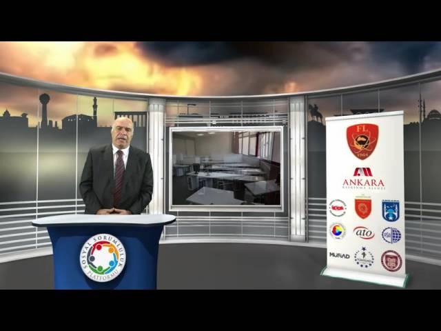 Ankara Fen Lisesi Sürekli Eğitim Merkezi Projesi
