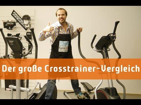 Crosstrainer Vergleich: Klassisch oder Ellipsentrainer? Willi weiß Rad