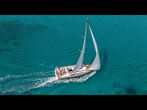 Beneteau Oceanis 55video