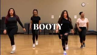 "DanceNFit With Cat ""Booty"" By C Tangana And Becky G"